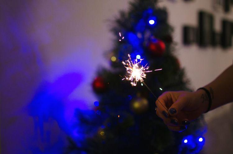 Happy new year! New Year's Eve Fireworks EyeEm Best Edits Vscocam Popular Photos EyeEm Best Shots Eye4photography  EyeEm Team The EyeEm Facebook Cover Challenge Everyday Lives Everyday Joy Best Christmas Lights