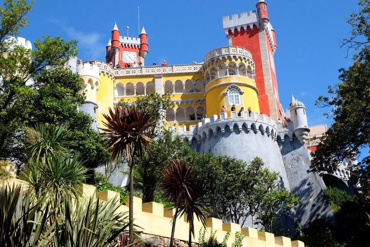 Palácio Da Pena Da Pena Palace Portugal Sintra Sintra (Portugal)