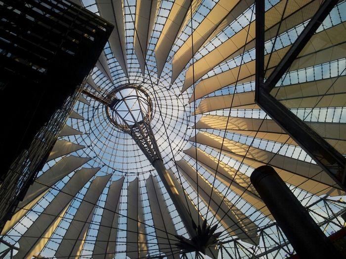 Sony Center Berlin. EyeEm Best Shots EyeEm Best Shots - Architecture Berlin This Is Germany