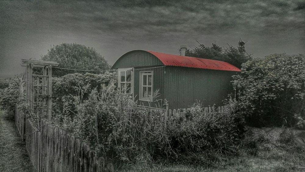 Borth, Wales Hut Amazing Beauty Shed My Village Explore Your Neighborhood Beautiful Wales Colour Splash