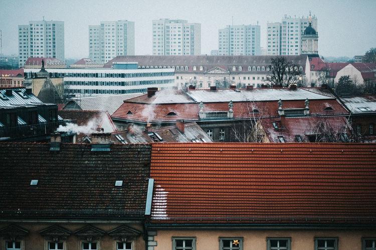 Dächer von