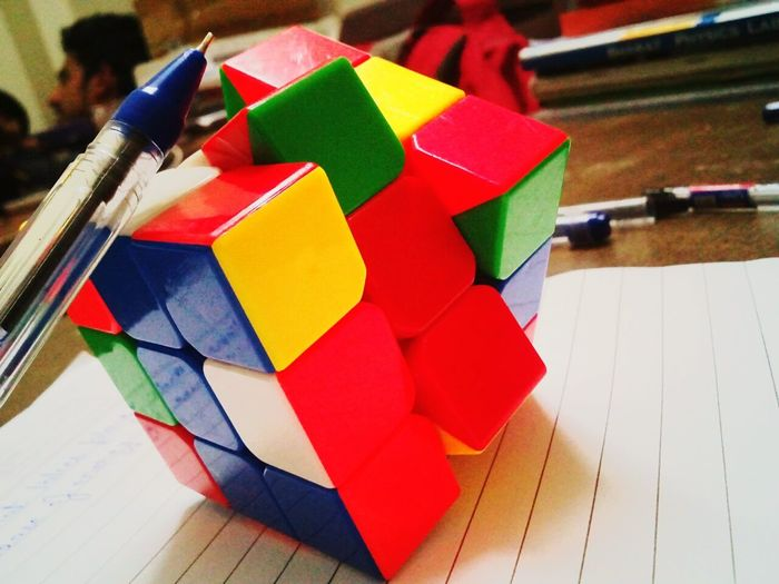 Just a cube First Eyeem Photo Pastal Power Pastel Power