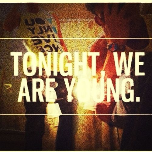 We Are Young