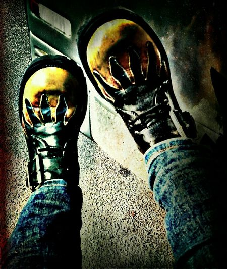 ...nothing comes between a gurl and her boots... Boots Flames Boots With Flamage Grunge Gurl My Boots Just Me DrummerGirl Gotta Walk Georgie Gurl Walk A Mile In My Boots
