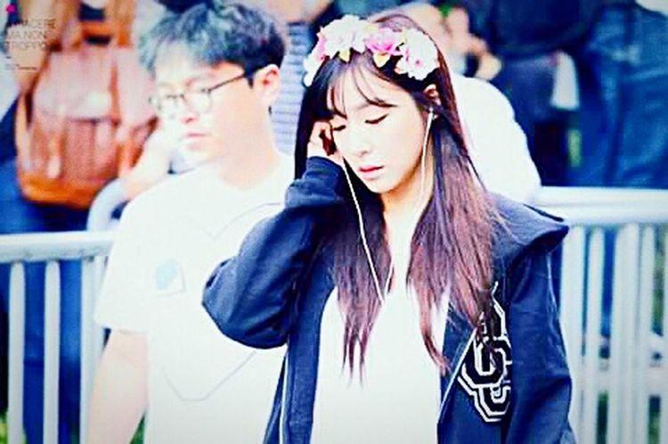 Heo hường HappyBirthday Tiffany Hwang