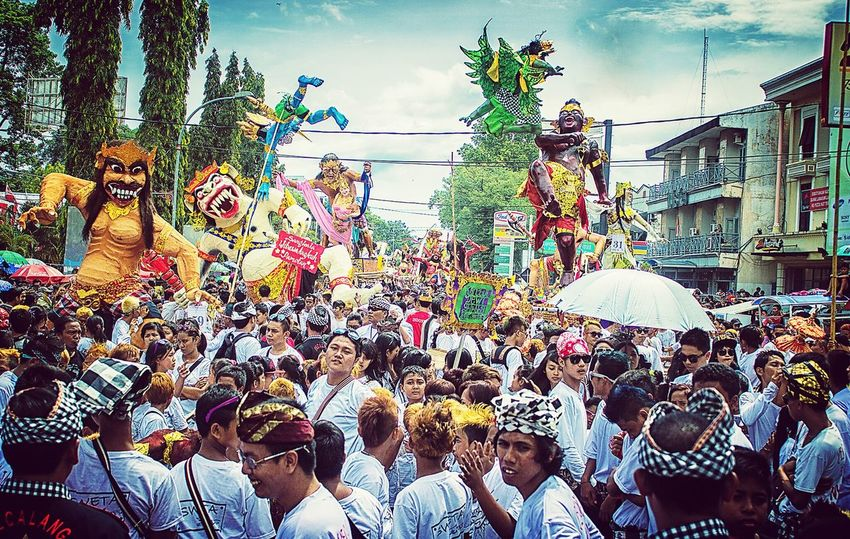 Giant Monster Festival Taking Photos Check This Out Lombok Island Weekly_feature EyeEm Gallery Weeklymarket All_shots Lombokgallery Eyem Masterclass Week On Eyeem Shoots Photography Bestpicture Bestshots Like