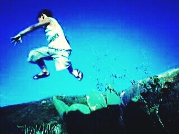Adrenaline Junkie Parkour! Parkour Love <3