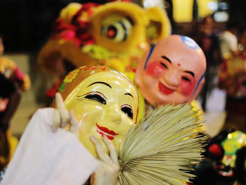 EyeEmNewHere EyeEm Selects Only Women Adult One Woman Only Night Smiling Arts Culture And Entertainment People Adults Only One Person Headshot Beauty Venetian Mask Women Indoors  One Young Woman Only Young Adult