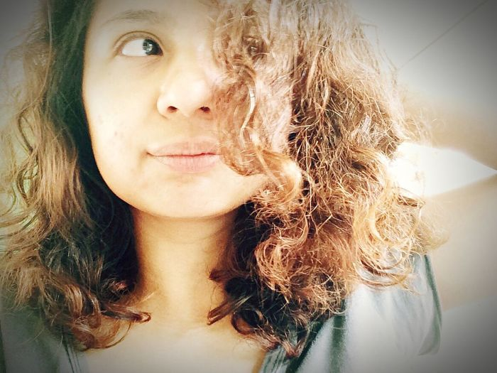 Picturing Individuality : I was born with curly hair for a reason. Embracing big hair drama every.day. AndILoveIt! Big Hair Drama Every.day