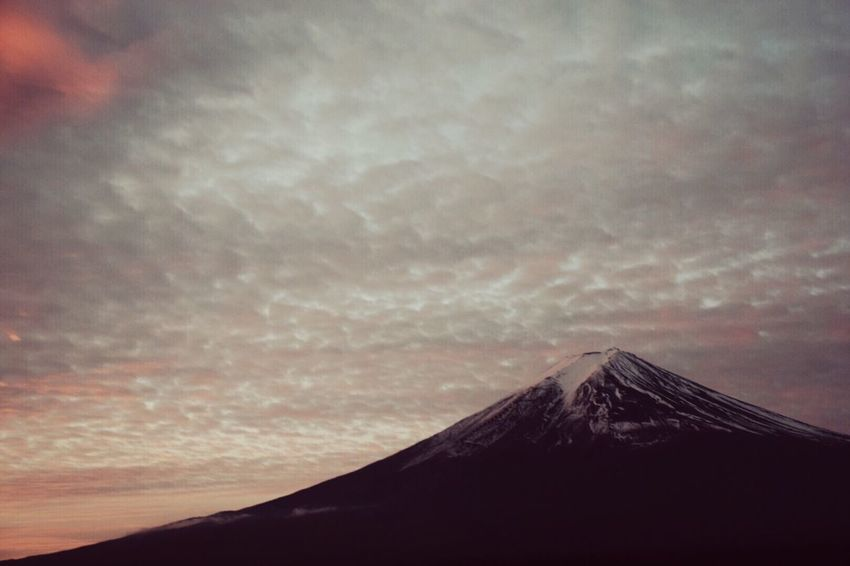 Mt Fuji Mountain Landscape Outdoors Nature Photography DSLR Nikon Japan Sunset