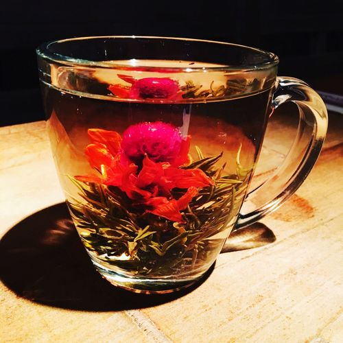 Check This Out Flowers Tea Taking Photos