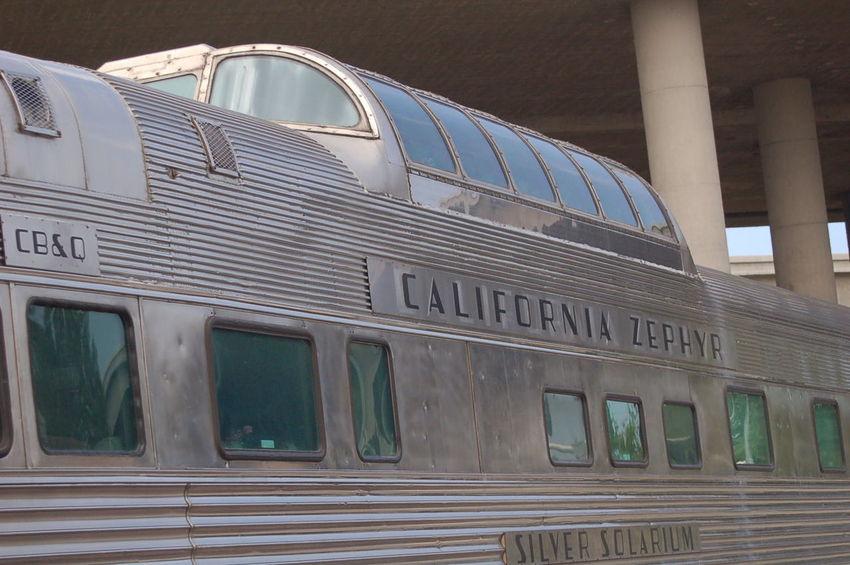 CALIFORNIA ZEPHER California Zephyr No People Outdoors Romance Streamliner Train Transportation Travil