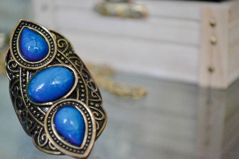 Jewelry Jewellery Turquoise Ring Blue Wave