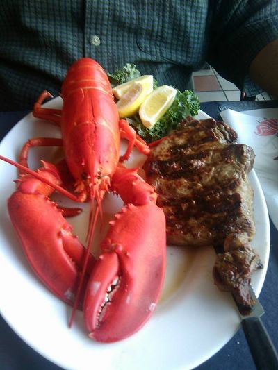 Close-up Food Food And Drink Freshness Lobster Plate Ready-to-eat Seafood Serving Size