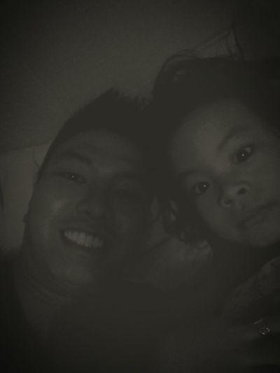 Beforegoingtosleep Goodnight ♡ Sick Rest Fatherhood Moments Papa&daughter Momentswithmydaughter
