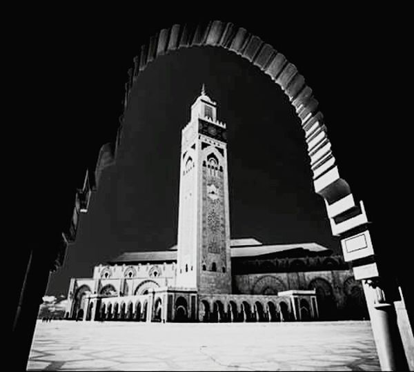 Hassan 2 Arch Architecture Travel Destinations History Architectural Column Religion Built Structure Day No People Indoors  Sky City Politics And Government First Eyeem Photo