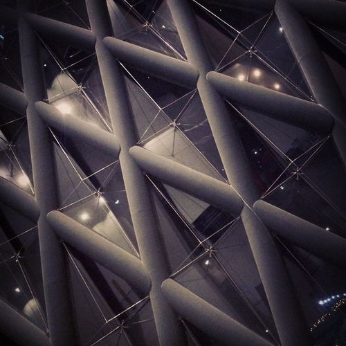 Oscorp Industries Meydan Architecture