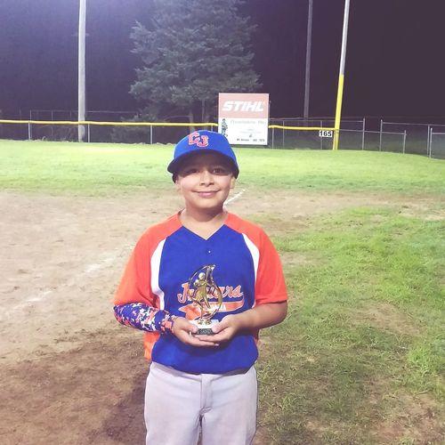 Champions, great job to all the players on the Columbia Jaguars Baseball Dedication Future Cardinal