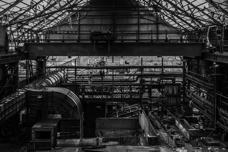 Steelfactory Blackandwhite Old Abandoned Urban Urbanphotography Urbex Urbexphotography Urbanexploration UrbanART Urbandecay Photooftheday Photo Photography Love Me All_shots Canon Greenhouse Girder Spiral Staircase Architecture Built Structure