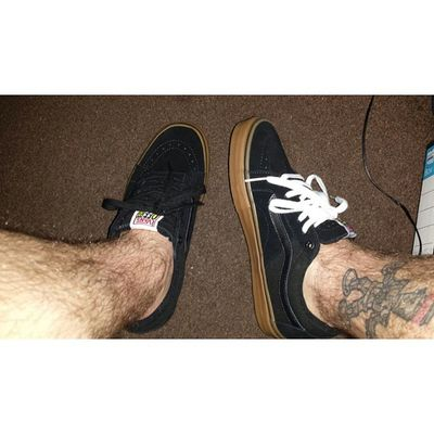 New kicks New Kicks Kickstagram instashoe instakicks solecollector vans vansoffthewall