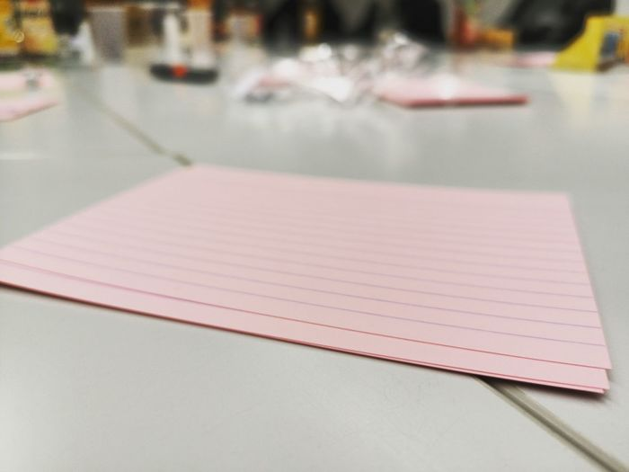 Reminder Paper Pink Color To Do List Close-up Note - Message Lined Paper Message Information Handwriting  Bulletin Board Page #NotYourCliche Love Letter