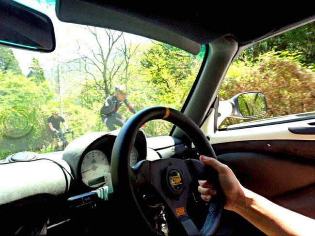 新緑ドライブ Car Drive Exige Lotus Exige Japan Sport Car