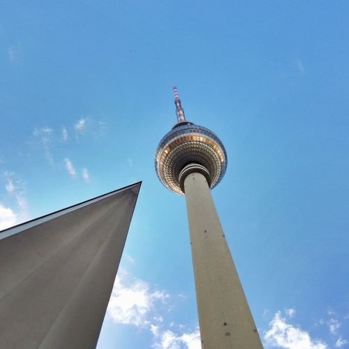 TV Tower EverchangingBerlin Berlin