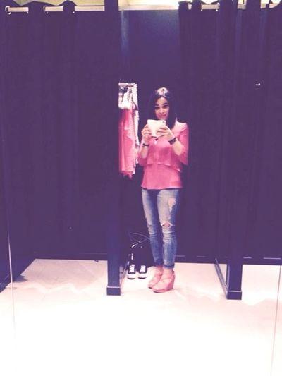 Street Fashion ShoppingHihi First Eyeem Photo 👠👠💄❤️