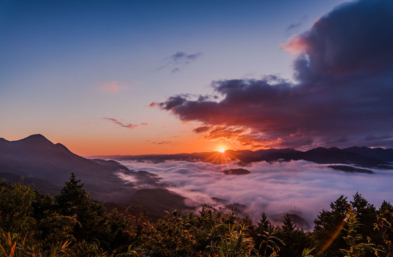 [ Sea of clouds