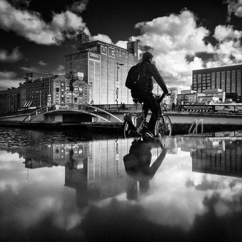 NEM Black&white NEM Street Streetphoto_bw The Illusionist - 2014 EyeEm Awards Dublin Street Photography My Best Photo 2014 EyeEm Dublin
