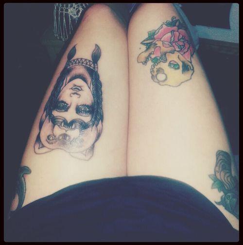 New Tattoo Das Bleibt Wohl Erstmal Aber Yolo Jung Brutal Gutaussehend