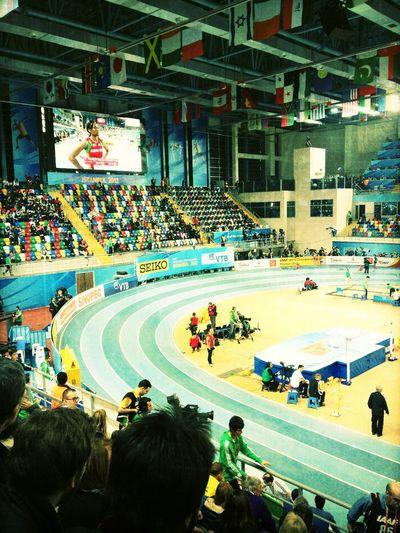 at Ataköy Atletizm Salonu