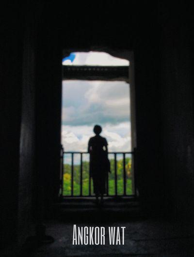 Hello World Angkor Wat Treavelling Siem Reap