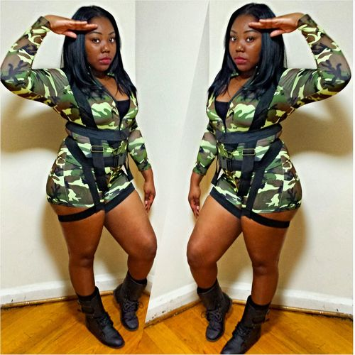 Seduction Thickness Happyhalloween ArmyStrong