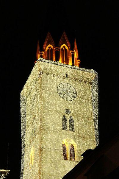Christmas Lights Villach Advent