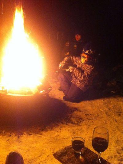 Winter Fire
