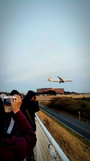 Hello World Takeoff ✈ Airport Airplane A Walk In The Park Holiday