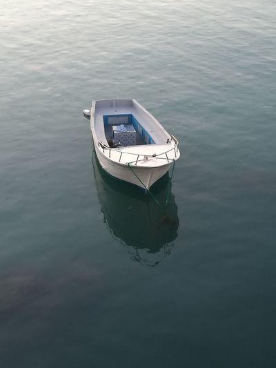 Barca a Giovinazzo ottobre 2017 .