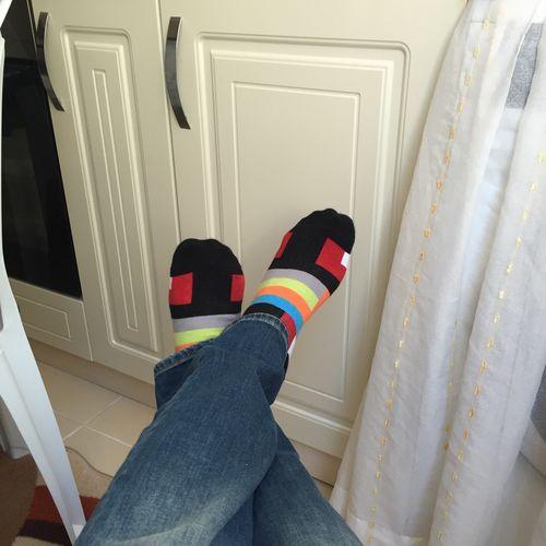 Socks Hello