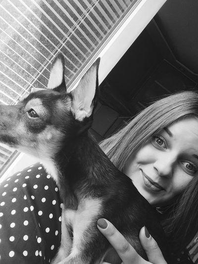 Selfie That's Me Russia St. Petersburg Girl Like Blackandwhite Black And White Hello World Dog