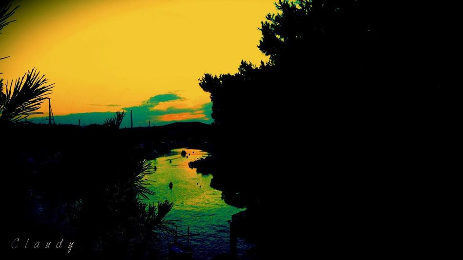Sun Set Light Up Your Life The View From My Window #mallorca