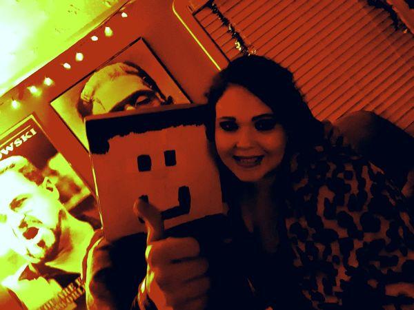 People Indoors  Cheerful Two People Friendship Fun Ohio Ohio, USA Happy Halloween Halloween Leisure Activity