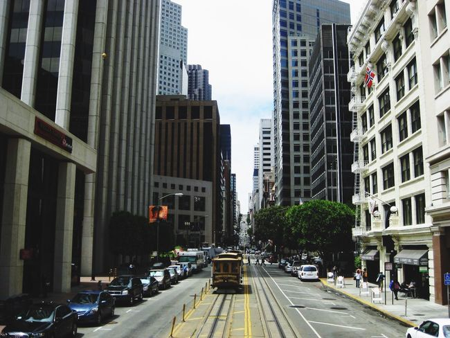 Downtown Sanfrancisco Roadtrip Traveling Travel Travel Photography California Road