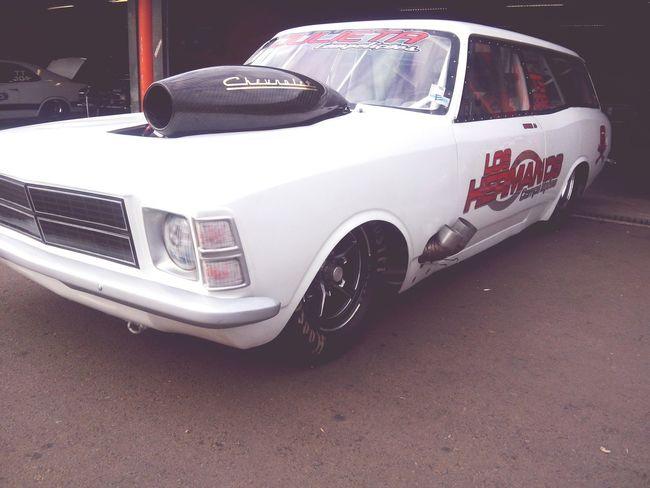 Loshermanos Gm  Chevrolet Hothoad 6cc 4.1 Velopark Brasil Caravan
