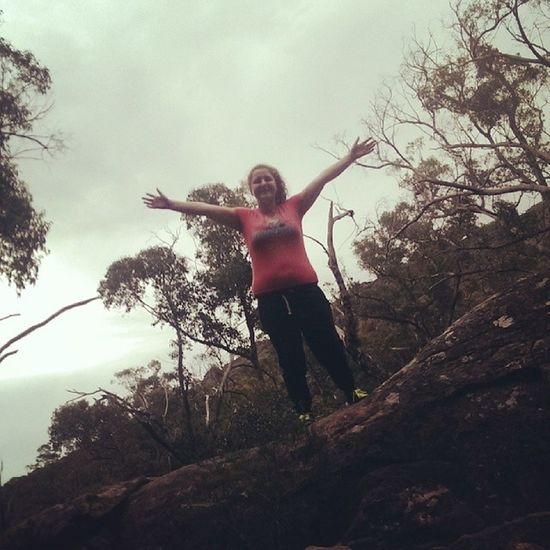 Had a beautiful time at the Grampians! Hallsgap Yolo Swag Thegrampians grampians Victoria