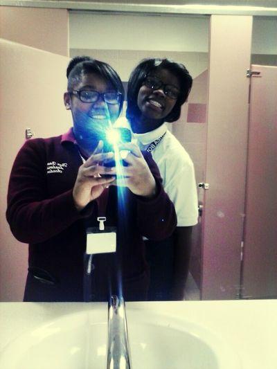 Me & Zaaaa !!
