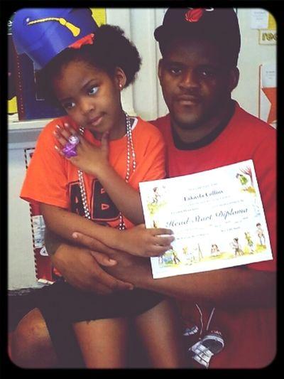 my princess graduated headstart