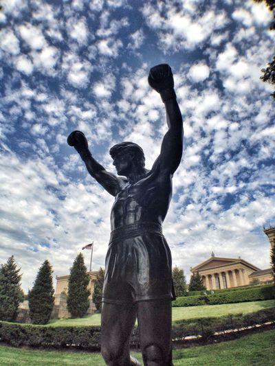 Rocky Balboa! Portrait Of America