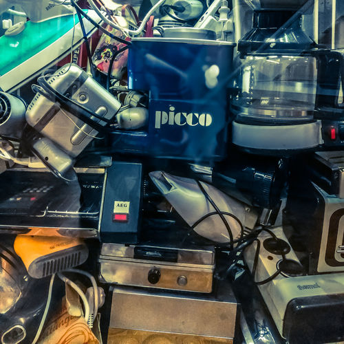 Devices Domestic Appliances Elastomer Indoors  Material No People Plastic Still Life StillLifePhotography Synthetic