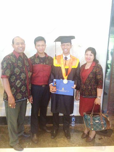 Family❤ Graduation Stikombali Nusa Dua  Endek